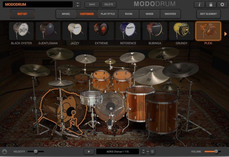IK Multimedia Modo Drum - Kit