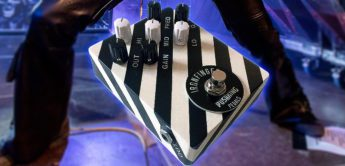 Test: Ironfinger Axel Ritt Signature Distortion, Verzerrerpedal