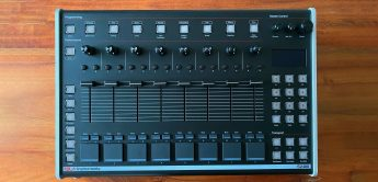 Isla Instruments S2400 Sample-Drummachine, E-Mu SP-1200 Clone