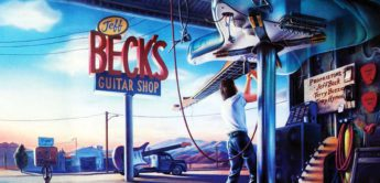 Making of: Jeff Beck's Guitar Shop