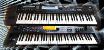 Korg TR-61 vs. Roland Juno-G Synthesizer für den Live-Einsatz