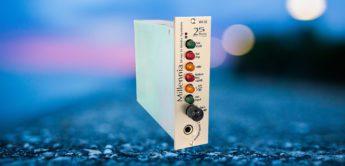 Test: Millennia HV-35 Anniversary Edition, Mikrofonvorverstärker API 500 Format