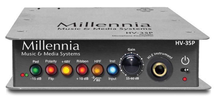 millennia hv35p