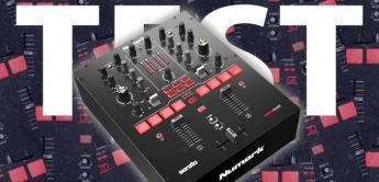 Test: Numark Scratch, DJ-Mischpult