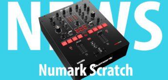 Numark Scratch – neuer Battle-Mixer für Serato DJ Pro