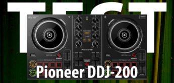 Test: Pioneer DDJ-200, DJ-Controller