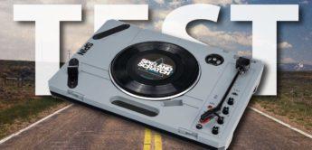 Test: Reloop SPIN – portabler (DJ-)Plattenspieler