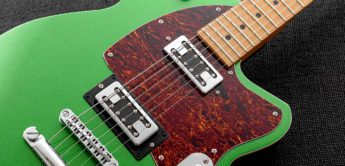 Test: Reverend Guitars Flatrock, E-Gitarre