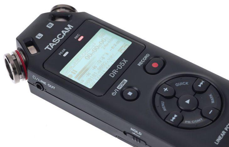 Die besten mobilen Recorder bis 300,- Euro