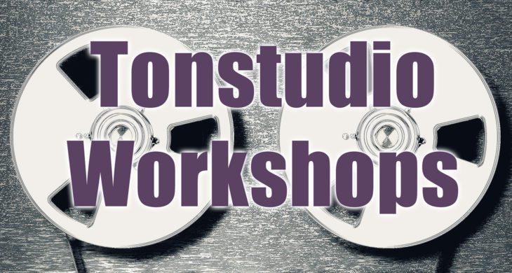Die besten Studio-Workshops für Recording, Mixing und Mastering