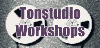 Workshops für Studio-Recording, Mixing und Mastering