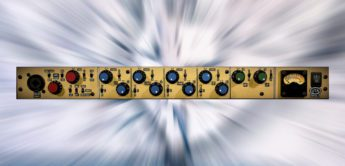 Test: UnderToneAudio MPEQ-1, Channelstrip