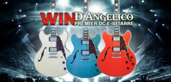 Gewinnspiel: D´Angelico Premier DC E-Gitarre