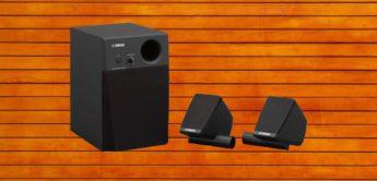 Yamaha MS45DR – 2.1 Lautsprechersystem