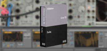Test: Ableton Live 10.1 CV-Tools, Digital Audio Workstation