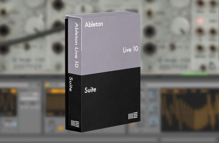 ableton live 10.1 cv tools