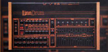 Behringer LMX, LinnDrum Drum Machine Klon