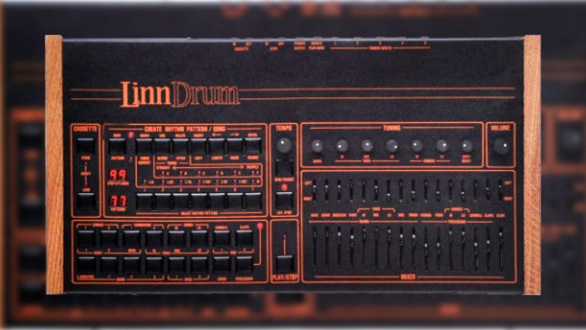 Behringer LMX, LinnDrum Drum Machine Klon - AMAZONA de