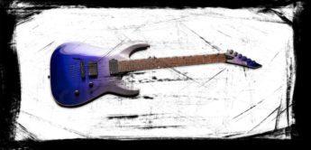 Test: ESP LTD MH-400 NT, E-Gitarre