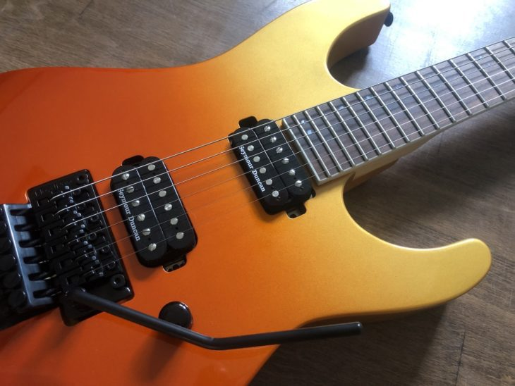 ESP LTD M-400 SOLFD Body