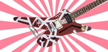 Test: EVH Shark Striped Serie, E-Gitarre