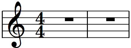 Standard Notensystem