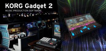 Korg Gadget 2.5 mit 3 neuen Instrumenten