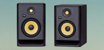 Test KRK Systems ROKIT RP5 G4, RP7 G4, Nahfeldmonitore