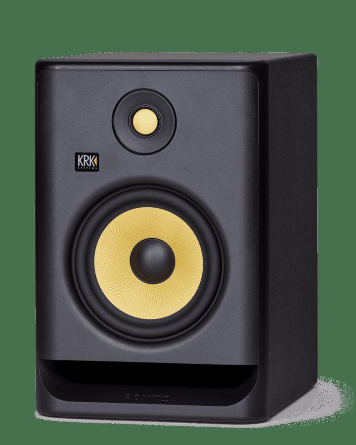 KRK Systems ROKIT RP5 G4, RP7 G4, Nahfeldmonitore