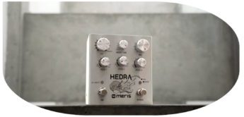 Test: Meris Hedra, Pitch-Shifter Delay-Pedal