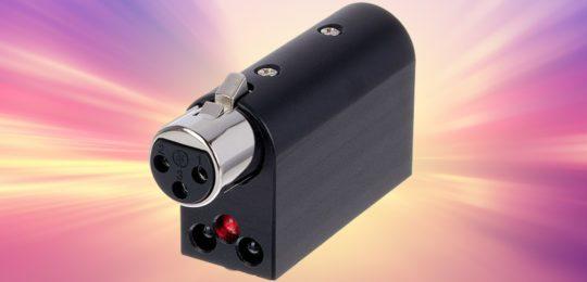 Der Monacor PB-05E Infrarotschalter bietet praktische Hilfe