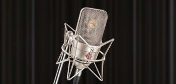Test: Neumann TLM 49 Großmembran Studiomikrofon