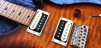 Test: PRS SE Custom 24 Roasted Maple TN, E-Gitarre