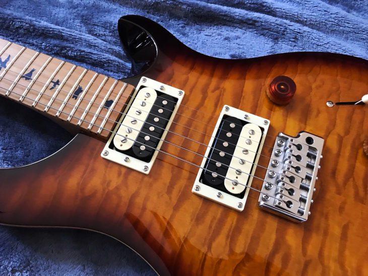 PRS SE Custom 24 Roasted Maple TN E-Gitarre
