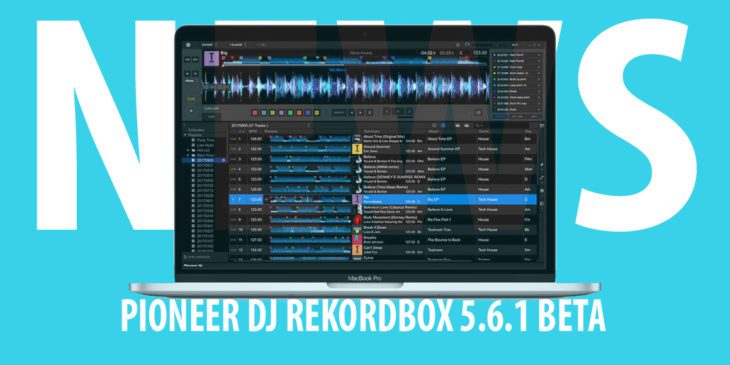 Rekordbox 5.6.1