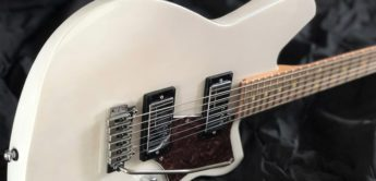 Test: Reverend Descent W Bariton, E-Gitarre