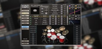 Test: Steven Slate Drums 5, Drum Plugin, Sound-Library