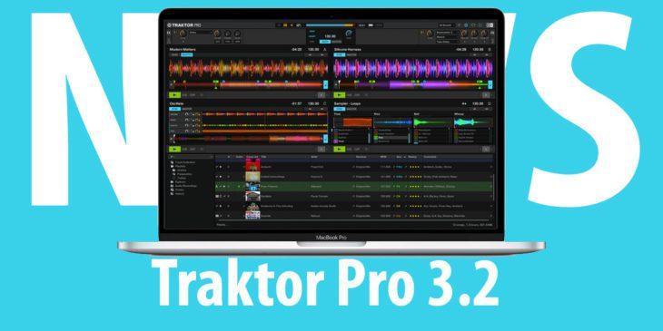 Traktor Pro 3.2.