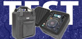 Test: UDG CD Player Mixer Bag Large MK2, DJ-Bag
