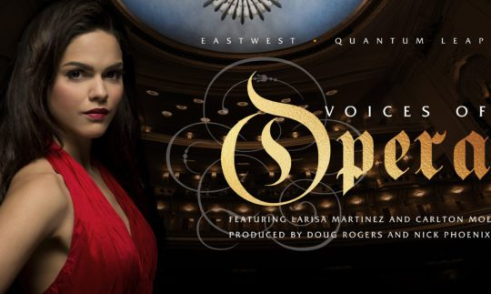 Test: EastWest Voices of Opera Sample Library