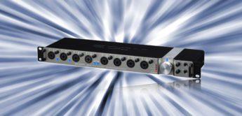Test: Zoom UAC-8, USB 3.0 Audiointerface