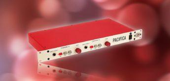 Test: A-Designs Pacifica, Mikrofonvorverstärker/DI Box