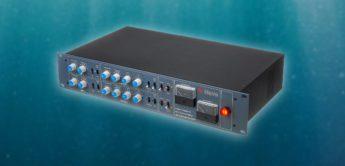 Test: AMS Neve 33609/N, Limiter und Kompressor