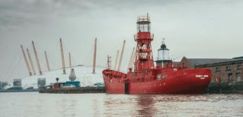 Lightship95 – das schwimmende Tonstudio