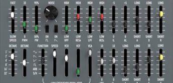 Deckards Voice, CS-80 Klon für das Eurorack