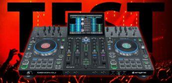 Test: Denon DJ Prime 4, Standalone DJ-System