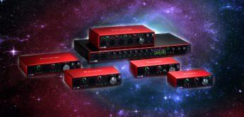 Test: Focusrite Scarlett 3rd Gen 2i2, 4i4, USB-Audiointerfaces