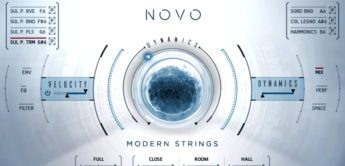 Test: Heavyocity NOVO, Modern Strings