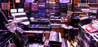 Syntacheles – der Traum für Synthisammler und Studiogear