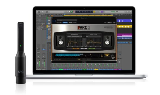 Test: IK Multimedia ARC System 2.5, Software zur Lautsprecherkalibrierung